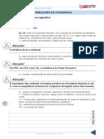 Resumo 1044990 Carlos Mendonca 41427810 Direito Constitucional Advocacia Publica Aula 27 Atribuicoes Do Congresso