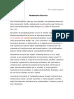 ultima evaluacion Historia de las Ideas - Romina Bugueño