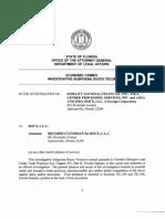 Subpoena DT to Docx L.L.C