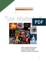 El Cine Musical
