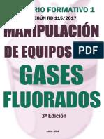 Manipulacion de Equipos Con Gas - Cano, Jose;