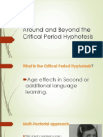 Around and Beyond the Critical Period Hyphotesis.pptx
