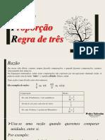 7º ano - REGRA DE TRÊS.pptx