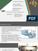 Exposicion Turbina Kaplan