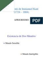 Clase 8 Pensamiento Kant