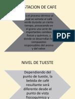 Presentacion de Tostado