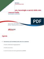 TIM Architettura Della Rete Seminario Giuliani 2015