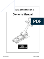 Stair Trac Owners Manual