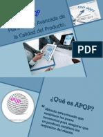 APQP (Planificación Avanzada de La Calidad Del Producto)1