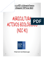 Activos Biológicos NIC 41