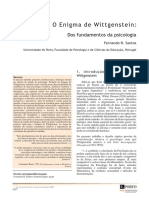 O enigma de Wittgenstein