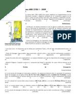 Información Básica Norma ANSI Z358