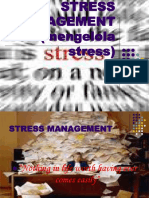 Stress Management Power Point....1