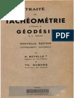 G.Boyelle - traité de tachéométrie et géodésie(NB)(1911).pdf