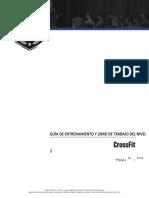 CFJ Level2 Spanish TrainingGuide