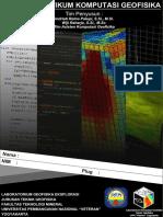 Modul Praktikum Komputasi Geofisika