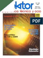 Elektor 133 (Jun 1991) Español