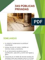 Similitudes y Diferencias de Las Finanzas Públicas