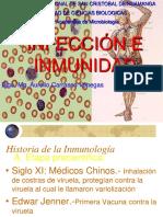 Infección e Inmunidad 2016