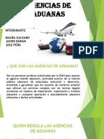 Agencias de Aduanas Exposicion de Seminario de Economia Colombiana