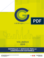 Catalogo Green Pe