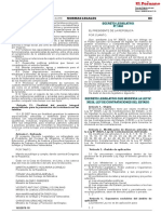 Dec. Leg 1444 - Modifica Ley de Contrataciones Del Estado
