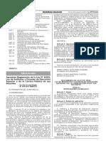 D. S. N° 010-2017-MINEDU - REGLAMENTO DE LEY 30512 LEY DE INSTITUTOS Y ESCUELAS DE EDUCACION SUPERIOR Y CARRERA PÚBLICA.pdf
