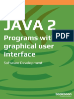 Java 2 Programs With a Graphical User Interface