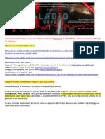 01-11-2018-Deux Avertissements Majeurs Pour Un Accident Nucléaire d'Ingénierie Le 18-11-2018