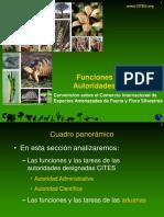 Autoridades CITES