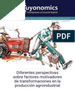 Cuyonomics - Investigaciones en Economía Regional - N° 1, Año 1 (2° Semestre de 2017)