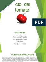 Cultivo de Tomates Costos