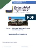 SEPARATA UNIDAD 01 y 02 Hidrologia Caracteristicas de Ka Cuenca