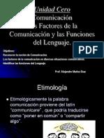 Comunicación I