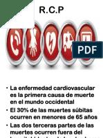 GUIA DE RCP PARA ENFERMERIA