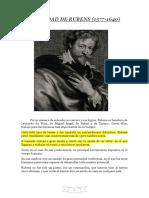 La Vitalidad de Rubens
