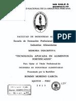 Tecnología aplicada en alimentos fortificados..pdf