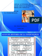 Unidad i Concepto, Historia y Alcance de La Toxicología1234