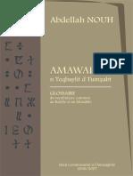 Vocabulaire Kabyle Mozabite