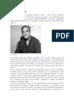 Bibliografia Ciro Alegría