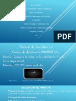 Evidencia 6 Presentacion Centro de Distribucion OK