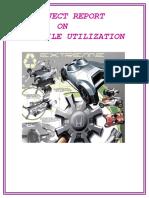 Automobile Management System Project Report