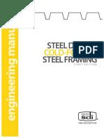 Steel Deck on Cold Formed Steel