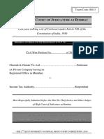 civil writ petition memorial.pdf
