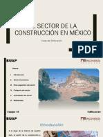 El Sector de La Construcción en México