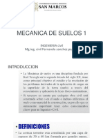 Mecanica de Suelos 1 CLASES 1
