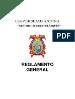 Estatuto Universitario Final 14 Octubre
