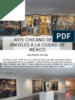 Jorge Miroslav Jara Salas - Arte Chicano de Los Ángeles a La Ciudad de México