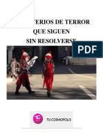 16 Misterios de Terror