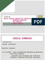 revolutia cardiaca